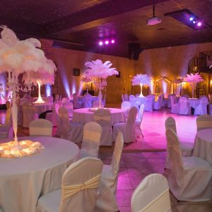 Romantic Ballrooms