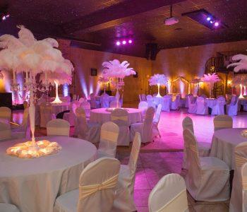 Romantic Ballrooms