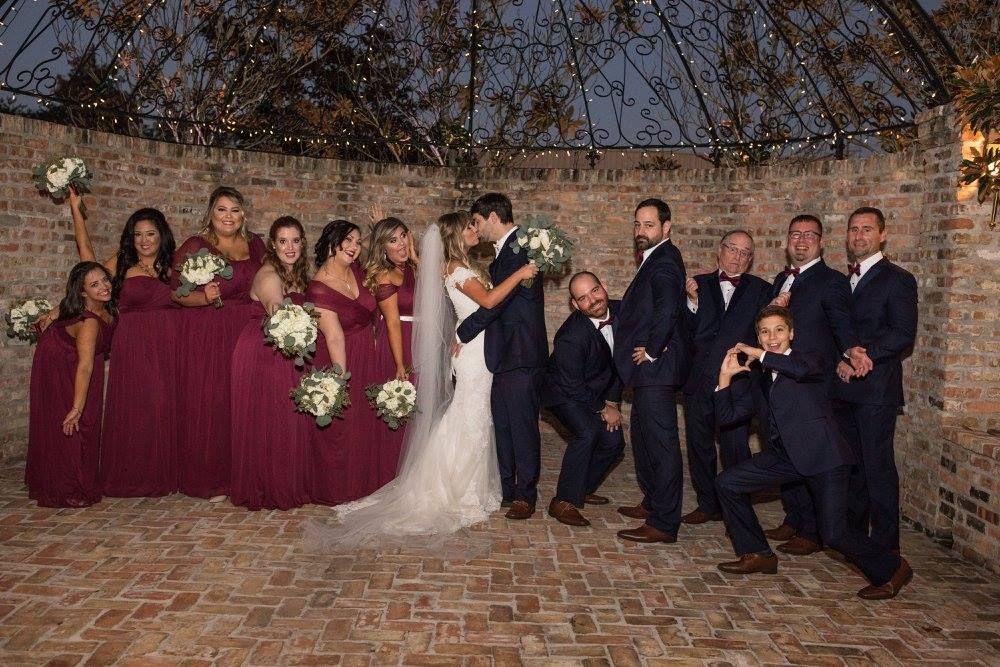 11 wedding venues new orleans fleur de lis