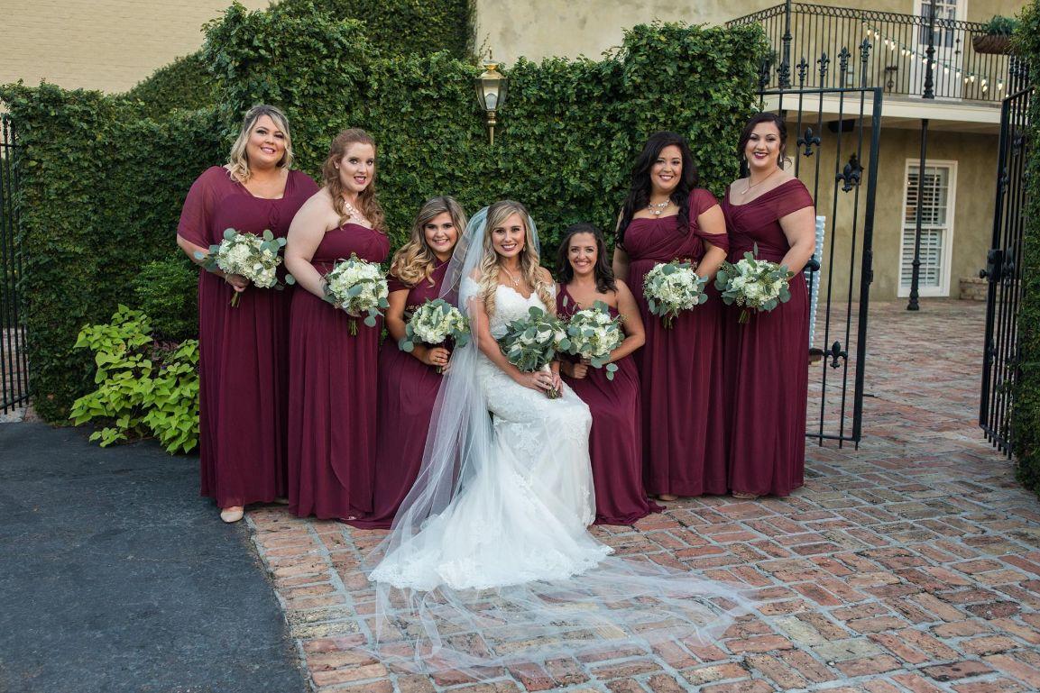 2 wedding venues new orleans fleur de lis