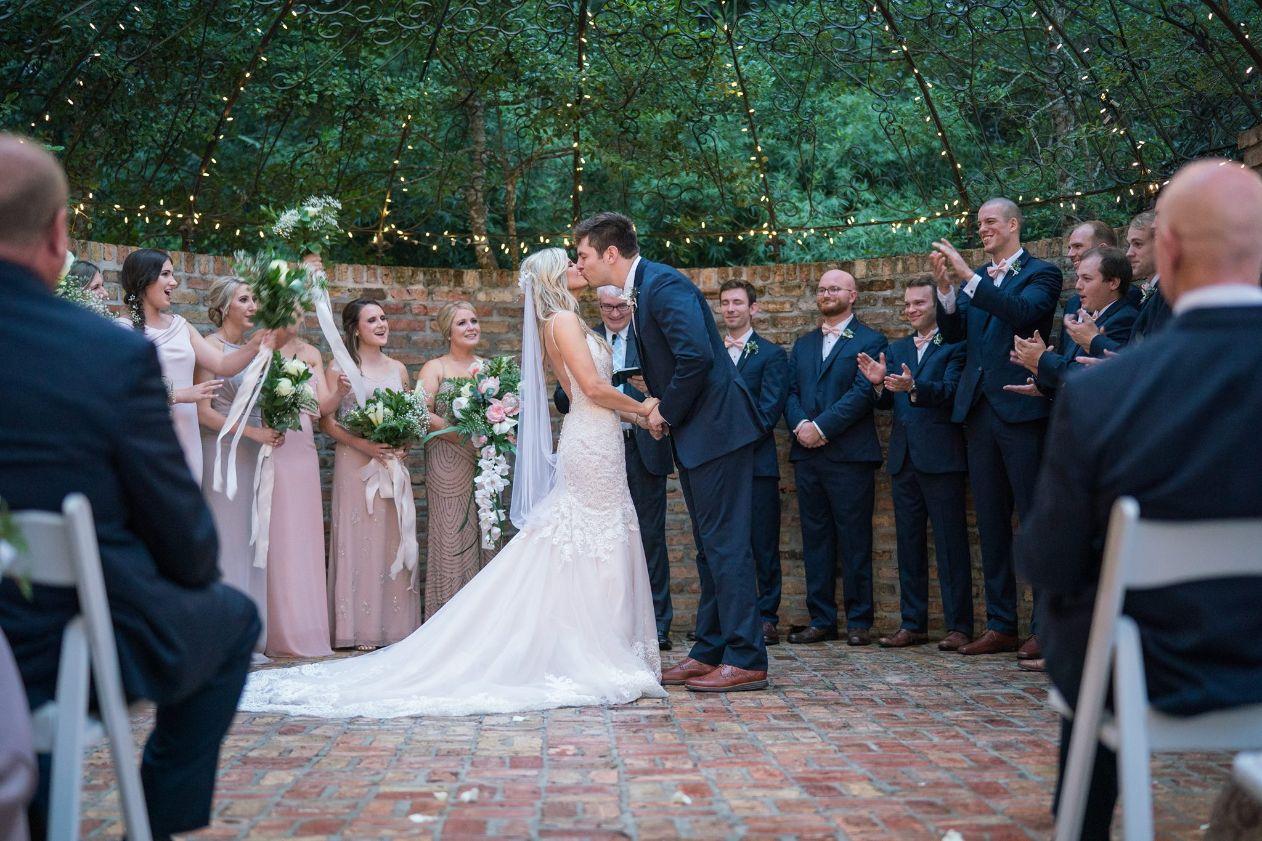 20 wedding venues new orleans fleur de lis