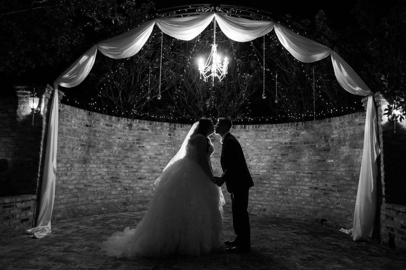 26 wedding venues new orleans fleur de lis