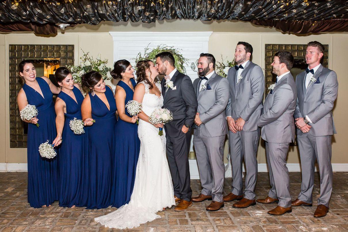 28 wedding venues new orleans fleur de lis