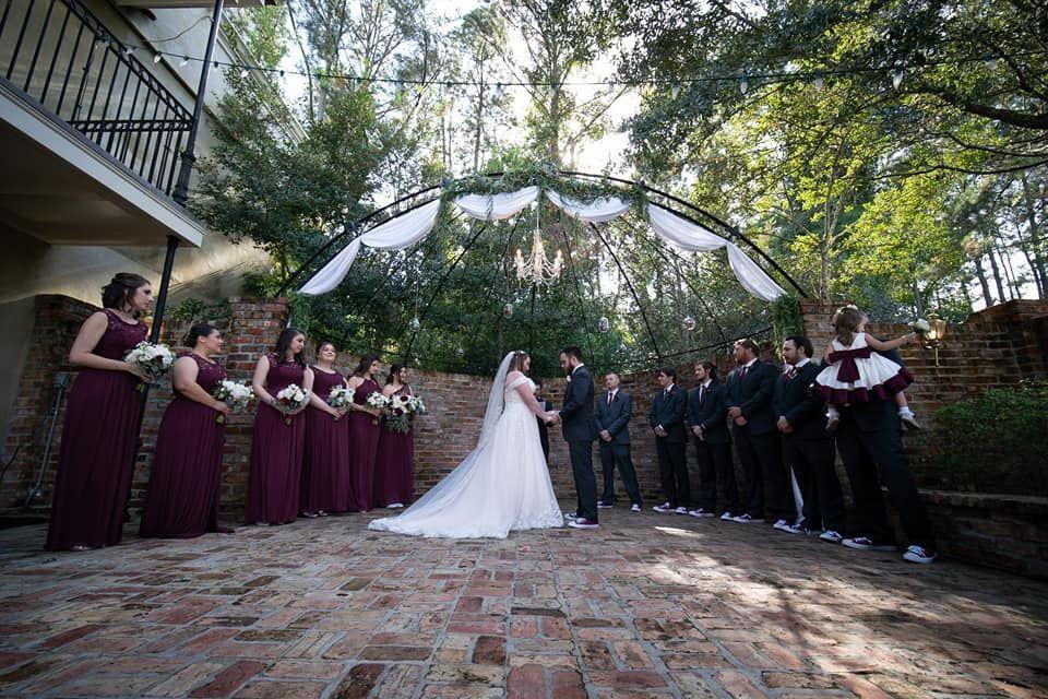 30 wedding venues new orleans fleur de lis