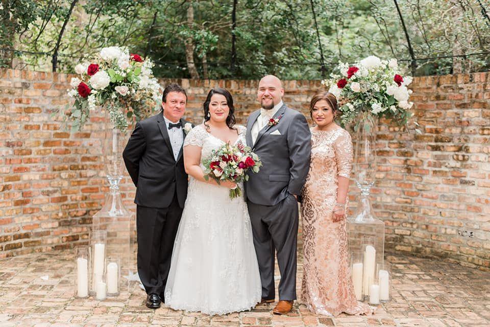 36 wedding venues new orleans fleur de lis