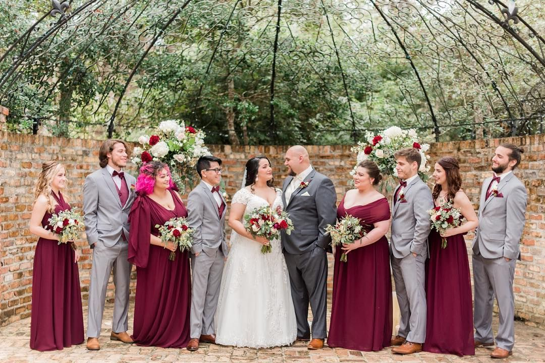 37 wedding venues new orleans fleur de lis
