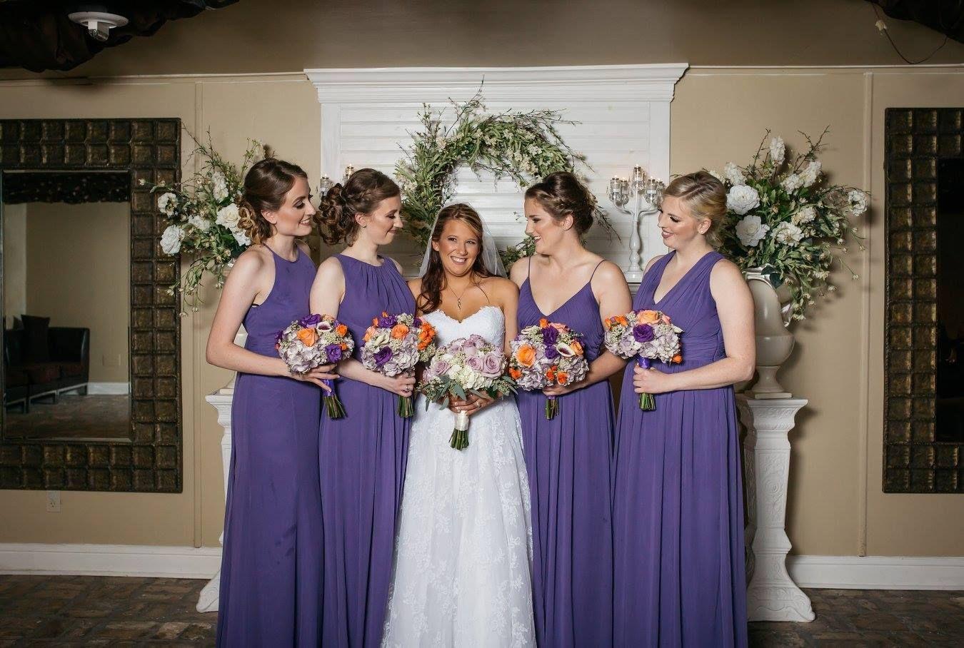 4 wedding venues new orleans fleur de lis