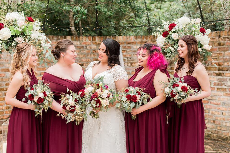 41 wedding venues new orleans fleur de lis