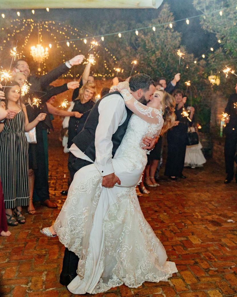 45 wedding venues new orleans fleur de lis
