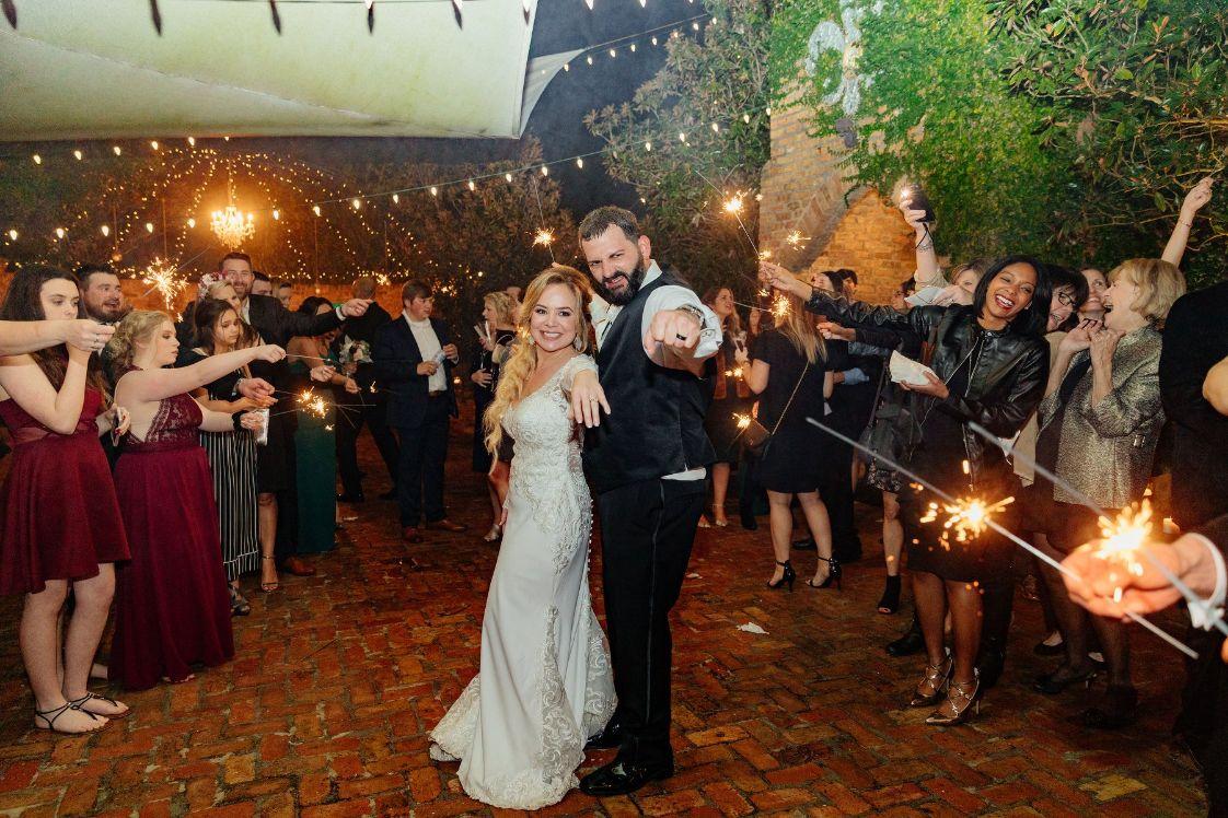 47 wedding venues new orleans fleur de lis
