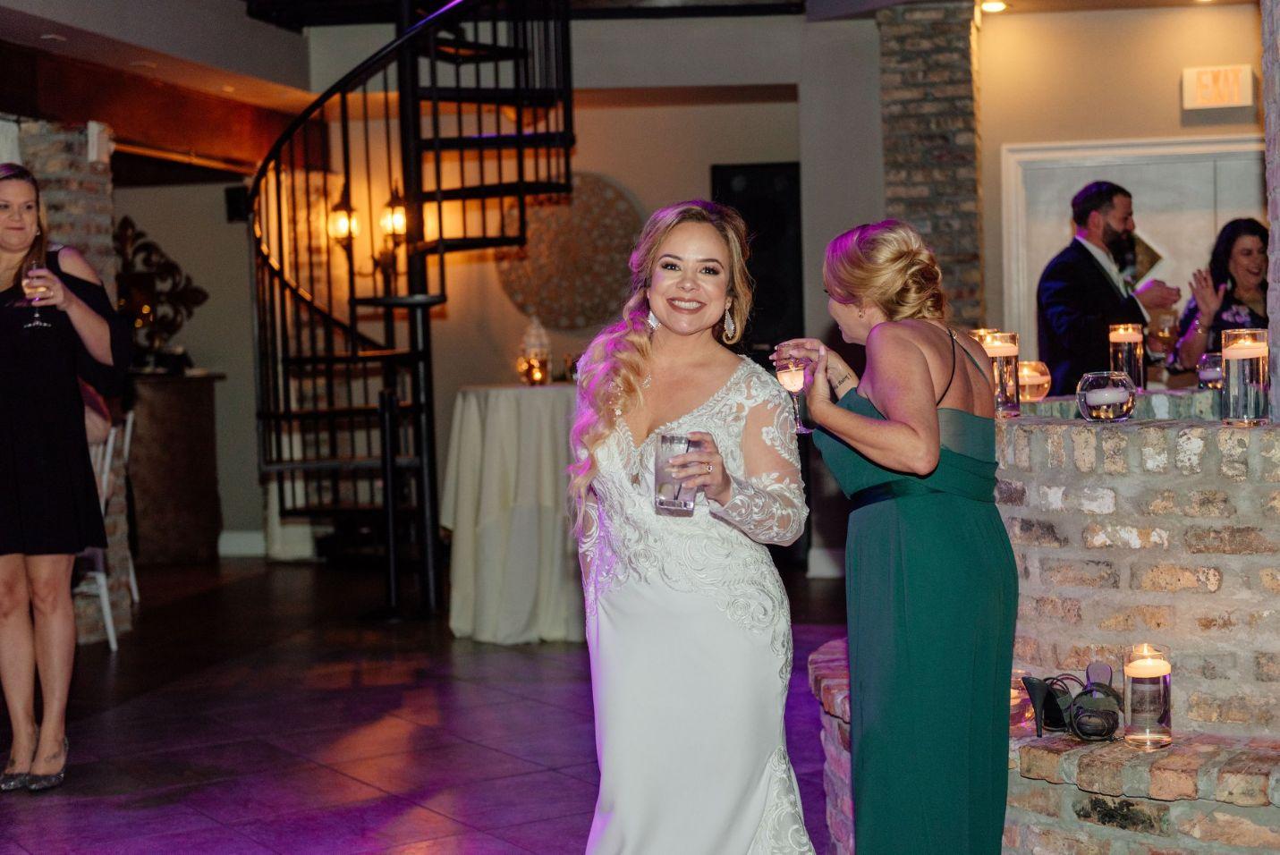 49 wedding venues new orleans fleur de lis