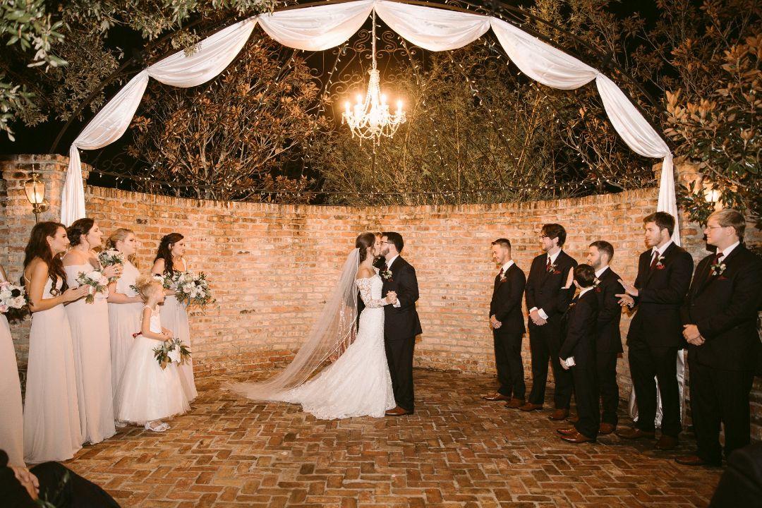53 wedding venues new orleans fleur de lis
