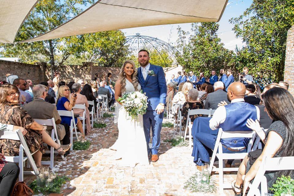 67 wedding venues new orleans fleur de lis