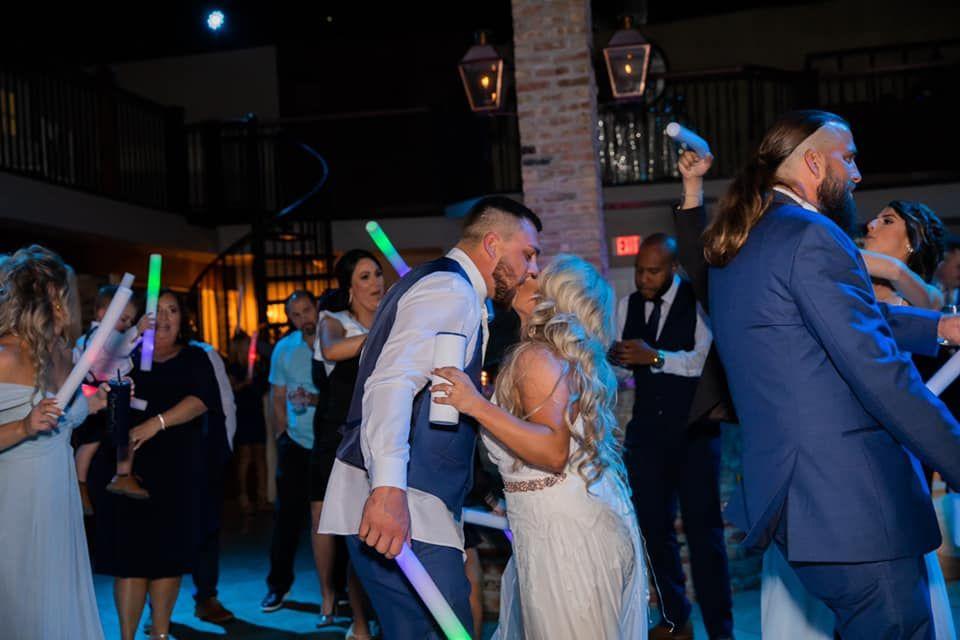 68 wedding venues new orleans fleur de lis