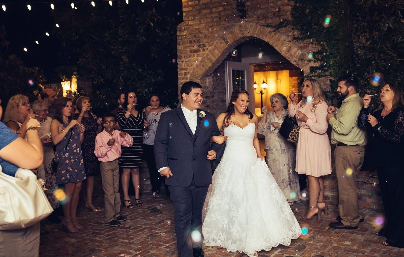 7 wedding venues new orleans fleur de lis