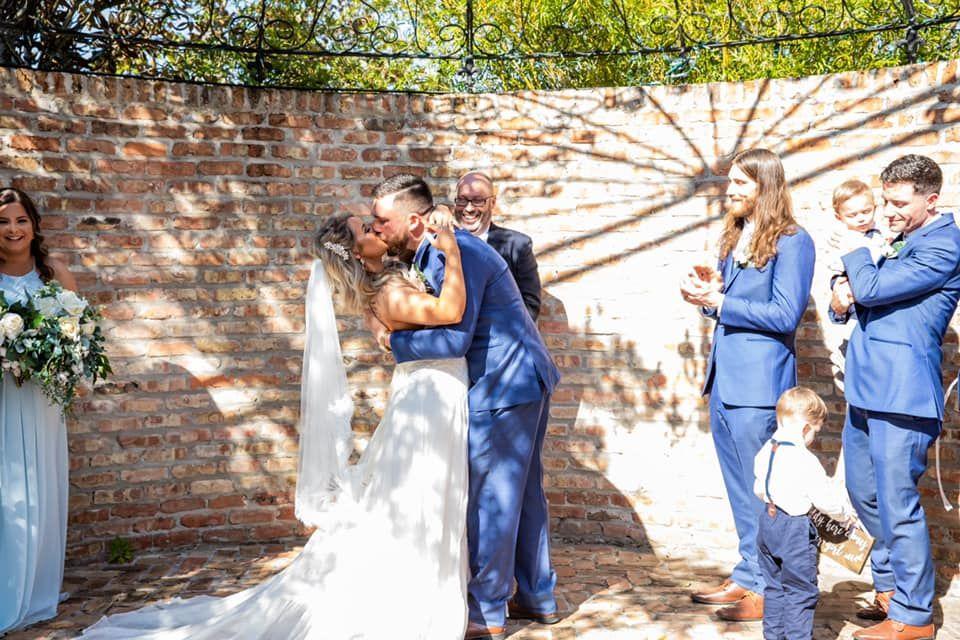 70 wedding venues new orleans fleur de lis