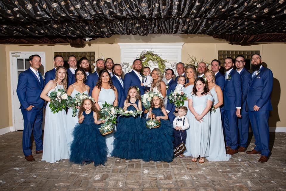71 wedding venues new orleans fleur de lis