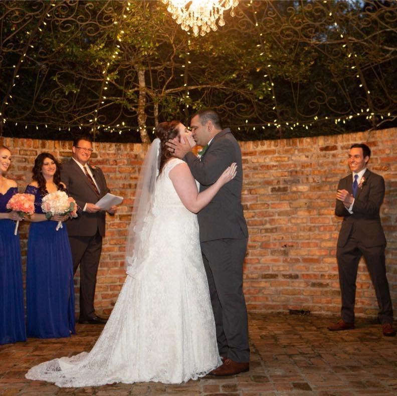 74 wedding venues new orleans fleur de lis