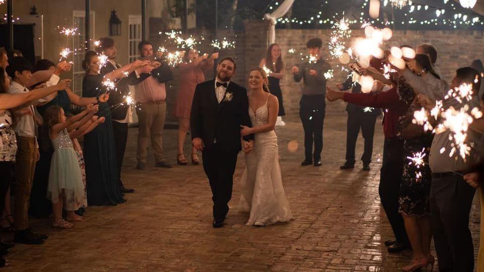 78 wedding venues new orleans fleur de lis