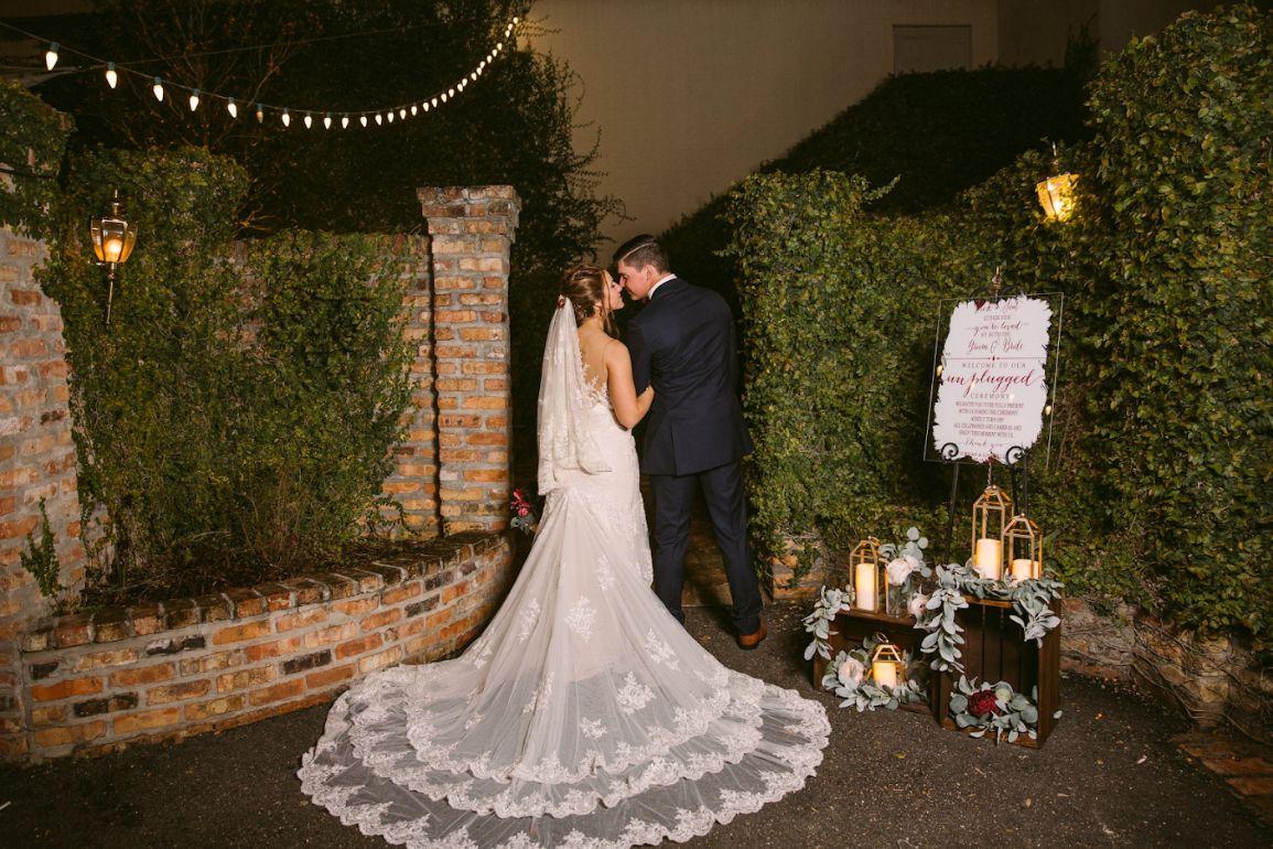 80 wedding venues new orleans fleur de lis